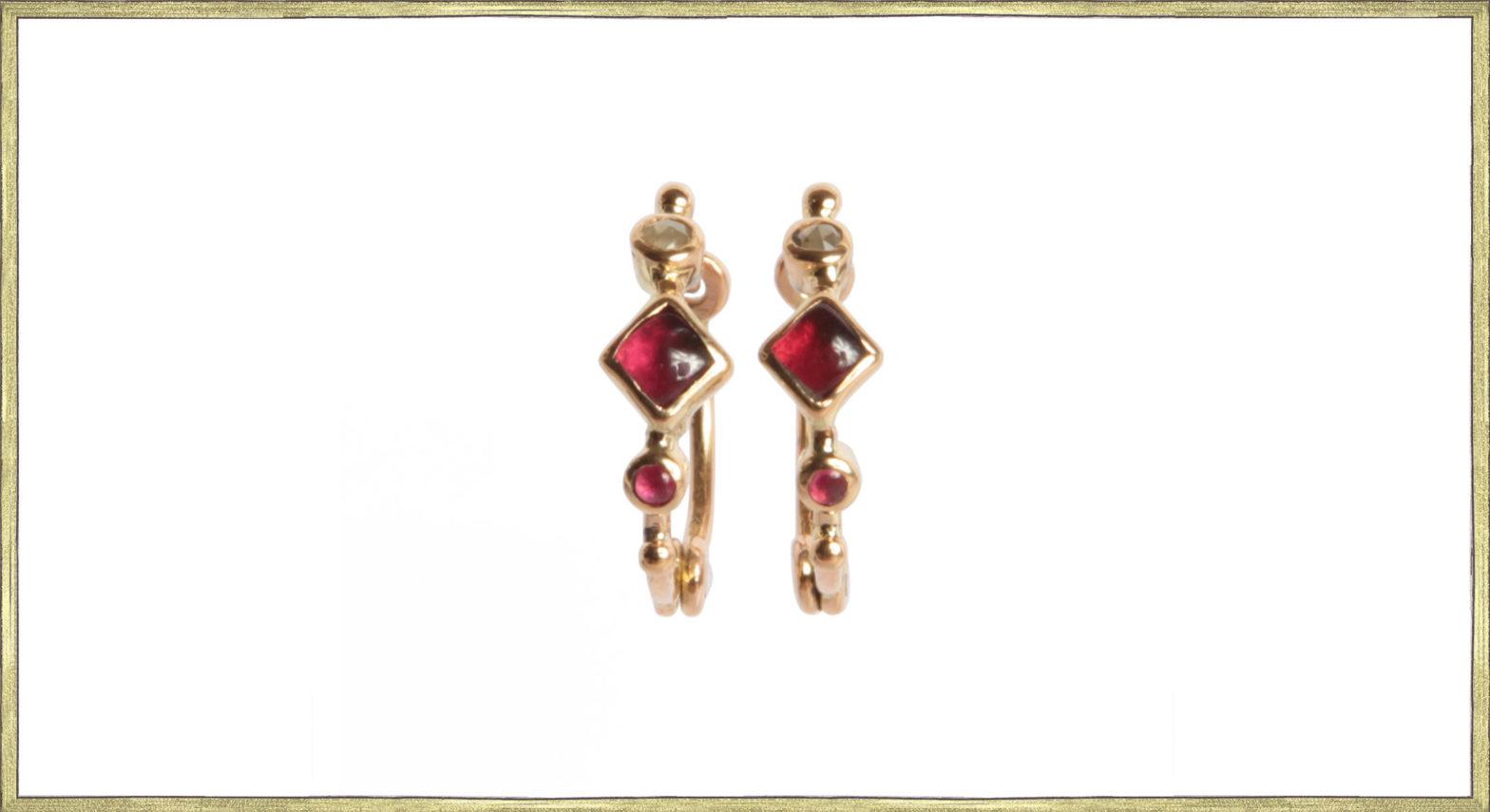 Anneaux / Simples earrings